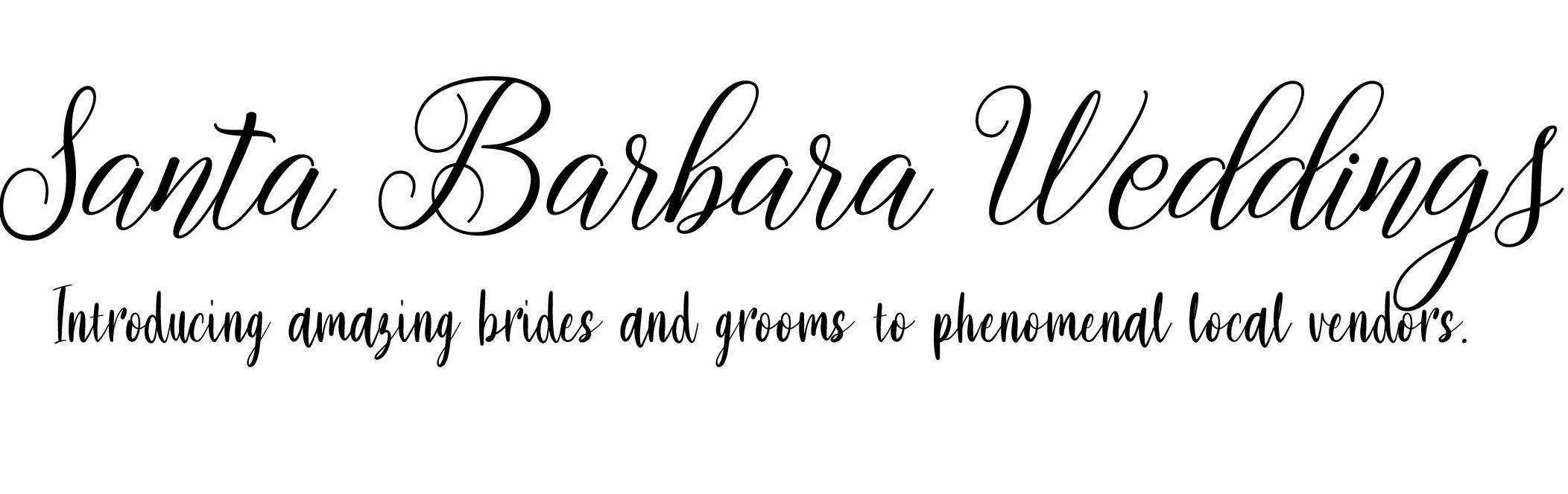 Santa Barbara Weddings